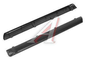 Накладка двери ВАЗ-2103 верхняя пластик 4шт. 2103-610/6202032/33
