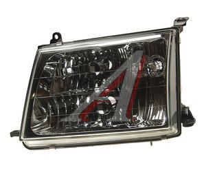 Фара TOYOTA Land Cruiser (00-) левая TYC 20-A030-01-6B, 212-11C1L-LD-EN, 81059-60100