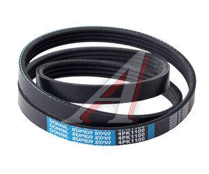 Ремень приводной поликлиновой 4PK1100 DONGIL 4PK1100