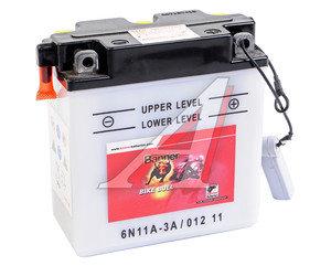 Аккумулятор BANNER Bike Bull 11А/ч 3СТ11 6N11A-3A 012 014 008,