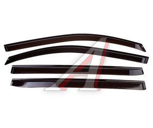 Дефлектор двери CHEVROLET Orlando (10) дефлектор