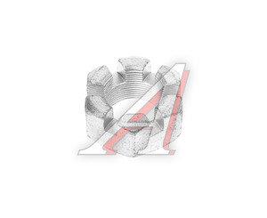 Гайка М30х1.5 рычага кулака поворотного ЗИЛ,КАМАЗ РААЗ 303293-П29
