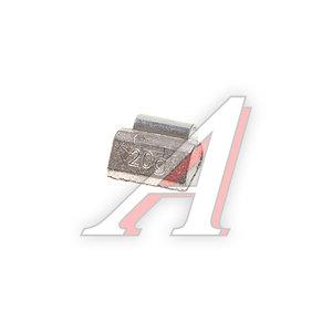 Грузик балансировочный со скобой 20г литой диск ГРУЗИК 20гЛД*, 0320