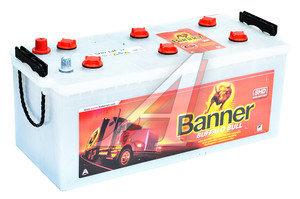 Аккумулятор BANNER Buffalo Bull 180А/чобратная полярность 6СТ180 68032, 68032
