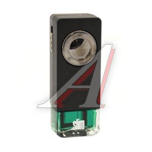 Ароматизатор на дефлектор жидкостный (лед изумрудный) 8мл Slim FKVJP SLMV-109,