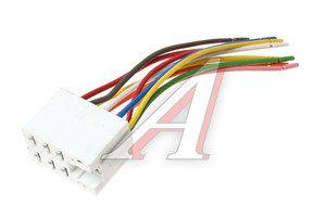 Колодка разъема ГАЗ-3110 выключателя-клавиши с проводом АЭНК 2108, Ф5.830.059(166)СБ