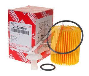 Фильтр масляный TOYOTA Land Cruiser Prado 150 (4.0) LEXUS LS460 OE 04152-38010, OX413D1, 04152-YZZA5/04152-38010