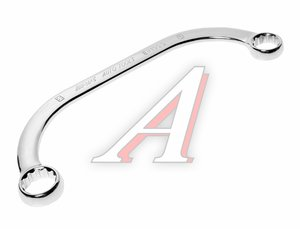 Ключ накидной 19х22мм L=255мм 12-ти гранный С-образный JTC JTC-EV1922