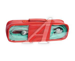 Трос буксировочный 18т 6м ленточный (скоба-скоба) в сумке ТРИ-АВС 4.08