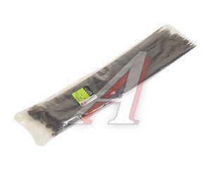 Хомут-стяжка 760х9.0 пластик черный (100шт.) FORTISFLEX 1009760-1, 59158