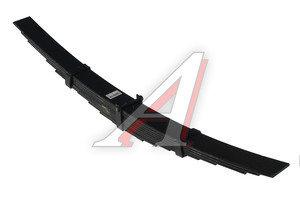 Рессора ЗИЛ-130 задняя дополнительная (9 листов) L=1150мм ЧМЗ 130-2913007-02