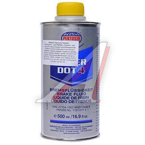 Жидкость тормозная DOT-4 0.5л Super PENTOSIN PENTOSIN, 7194