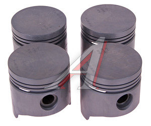 Поршень двигателя ВАЗ-2101 d=76.0 комплект с пальцами SM SM 80-2801-00, 2101-1004015