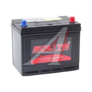 Аккумулятор SOLITE 85А/ч обратная полярность нижнее крепление 6СТ85 95D26L, 95D26L