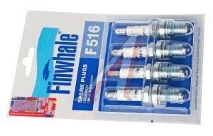 Свеча зажигания ВАЗ-2112 F516 FINWHALE комплект FINWHALE F-516, F-516 компл., 2112-3707010-01