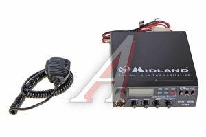Радиостанция автомобильная ALAN 48 plus, 27МГц, 40 каналов ALAN 48 plus