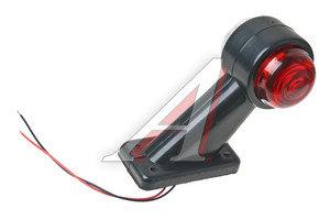 Фонарь габаритный красно-белый ФГ-4 (без лампы) ТЕХАВТОСВЕТ ФГ-4, ФГ-4.3716