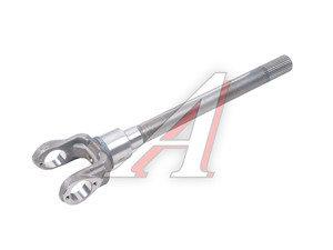 Вилка ГАЗ-33027 шарнира кулака поворотного внутренняя левая короткий D=47.5см (ОАО ГАЗ) 33027-2304065-01