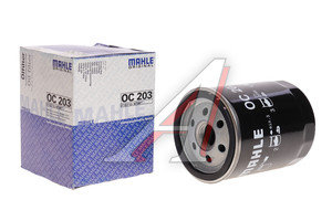 Фильтр масляный FORD Mondeo 1,2,Escort,Fiesta (-00) (1.8 TD) MAHLE OC203, 1039021