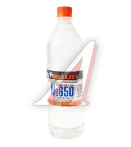 Растворитель 650 WELLTEX 1л WELLTEX 650, 82359
