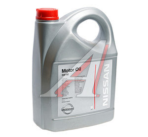 Масло моторное KE9009-0042 синт.5л (европа) SAE5W40 NISSAN KE900-90042R, NISSAN 5W40