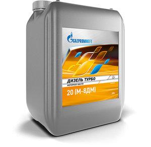 Масло дизельное М8ДМ мин.17.99кг/20л GAZPROMNEFT GAZPROMNEFT М8ДМ, 2389901267