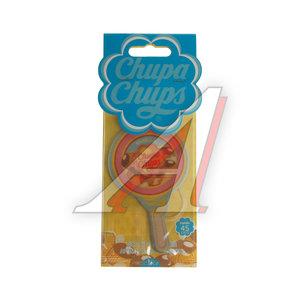 Ароматизатор подвесной пластина (ваниль) CHUPA CHUPS CHP705