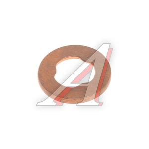 Шайба MERCEDES Actros,Atego,Aхor форсунки уплотнительная медная (7х15.1х1.5мм) ERLING 124870, 9060170260/51987010114/A906017026005/A00001707