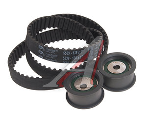 Ремень ГРМ ВАЗ-2112 комплект с роликами в упаковке АвтоВАЗ 2110-1006040-86, 21100100604086