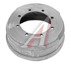 Барабан тормозной ЗИЛ-4331 задний,ЗИЛ-4421,133Д4 передний (8 отверстий) РЗ 4421-3501070