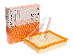 Фильтр воздушный MERCEDES MAHLE LX539