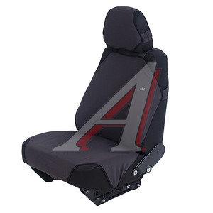 Авточехлы (майка) на передние сиденья темно-серые (2 предм.) Perfect Front H&R 21096 H&R