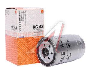 Фильтр топливный IVECO Daili (85-) MAHLE KC43, 1902138