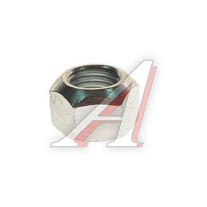 Гайка M24х3 болта крепления амортизатора/стремянки (самофиксирующая) FEBI 08119