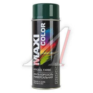 Краска зеленая темная аэрозоль 400мл MAXI COLOR MAXI COLOR 6005, 6005MX