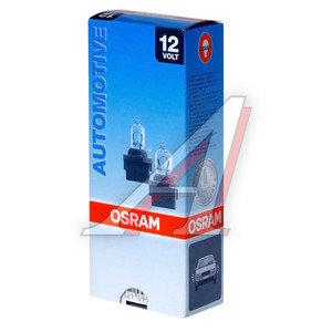 Лампа 12Vх3W B10d с патроном OSRAM 64122MF, O-64122MF