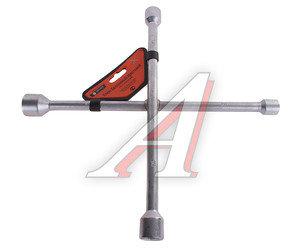Ключ баллонный крестообразный 14х17х19х22мм L=350мм ЭВРИКА ER-34414