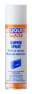 Средство для колодок тормозных спрей медный 250мл LIQUI MOLY LM 3970/1520, 84293