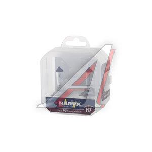 Лампа 12V H7 55W +90% PX26d бокс (2шт.) Range Power NARVA 48047S2, N-48047RP2, АКГ 12-55 (Н7)