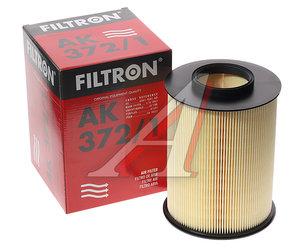 Фильтр воздушный FORD Focus 2 (07-),3 (11-),Kuga (08-) VOLVO S40 (07-) (круглый) FILTRON AK372/1, LX1780/3, 1848220/1708877