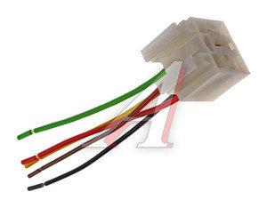 Колодка разъема ВАЗ-2108-12 в сборе с 5-ю проводами АЭНК 2110-3724503, 4092