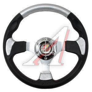 Колесо рулевое SILVER 320мм кожа TECHNIK CL-583S(320),