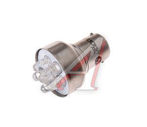 Лампа светодиодная 24V P5W 5W BA15s белая NORD YADA S25 (6LED), 901968