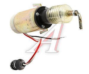 Клапан электромагнитный ГАЗ-3310 Валдай управления ТНВД 12V РОДИНА ЭМ19-02, ЭМ 19-02 ГАЗ 3310 ТНВД 12В