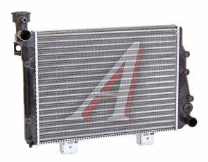Радиатор ВАЗ-2106 алюминиевый ПЕКАР 2106-1301012, 2106-1301012-10