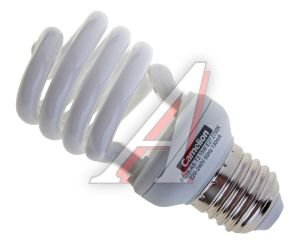 Лампа энергосберегающая E27 15W(90W) 220V теплый CAMELION Camelion FC15-FS-T2/827/E27, FC15-FS-T2/827/E27,