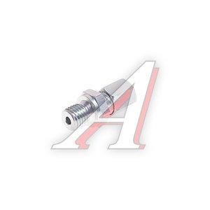 Штуцер соединительный прямой M12х6мм (фитинг резьбовой-гайка) сталь HALDEX 032001309, 8938035800