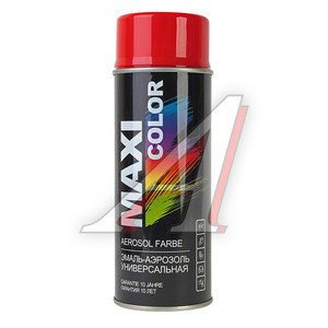 Краска красная аэрозоль 400мл MAXI COLOR MAXI COLOR 3020, 3020MX,