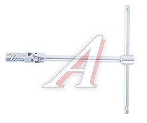 """Ключ свечной карданный 16мм L=300мм 1/2"""" 12-ти гранный магнитный FORCE F-807430016UM,"""