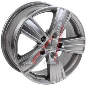 Диск колесный литой R16 Да Винчи БП K&K 5x120 ET20 D57,1